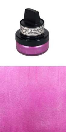 Cosmic Shimmer Gilding Polish / Voks Indian Pink