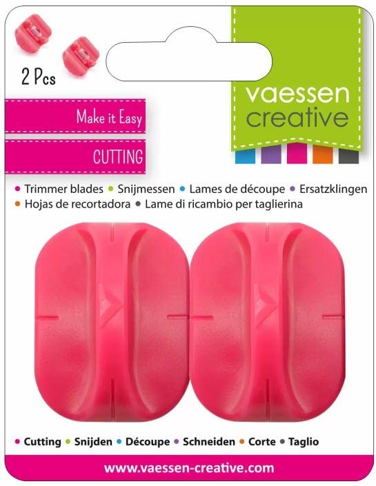Vaessen Creative • Spare Cutting Blades 2pcs  (2207-104)