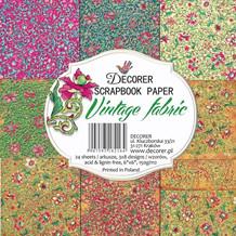 Decorer Vintage Fabric