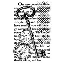 Stamperia Natural Rubber Stamp Key (WTKCC105)