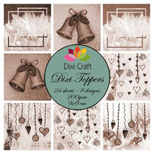 Dixi Craft Toppers Jul1