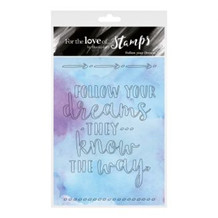 HD For the Love of Stamps - Follow your Dreams