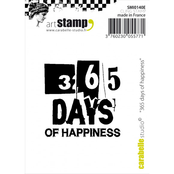 SMI0140E 365 days of happiness