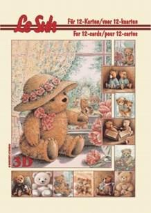 3d A5 bog: Bamser 2