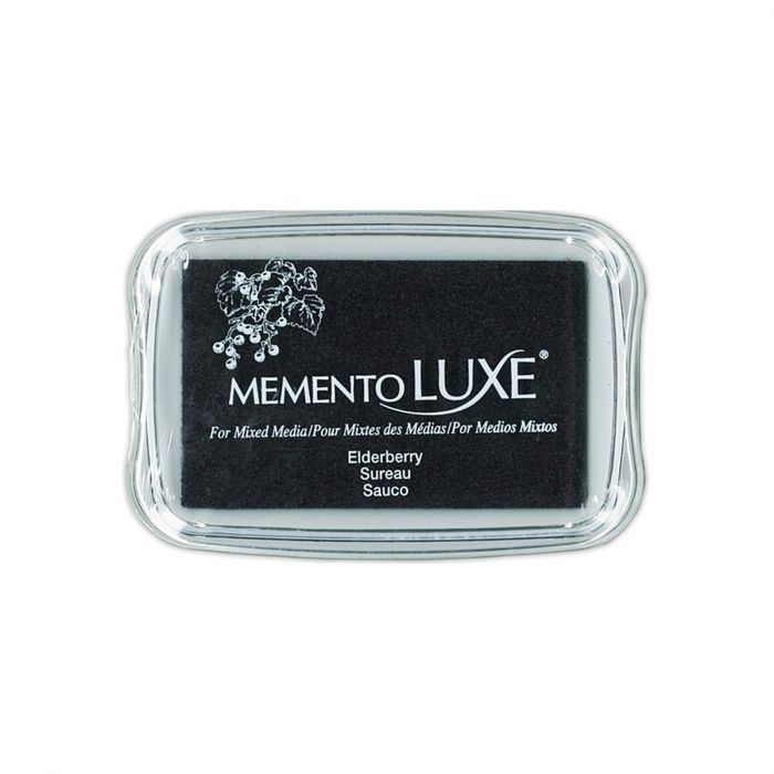 Tsukineko • Memento Luxe Elderberry  (05ML507)