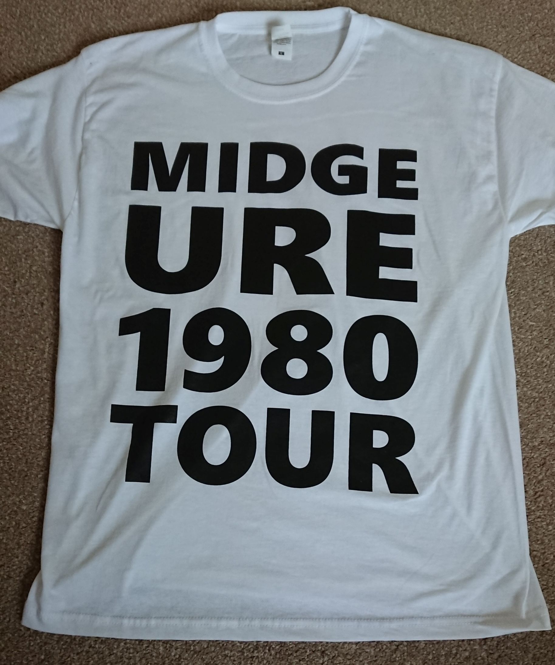 1980 Classic T Shirt NOW REDUCED!!