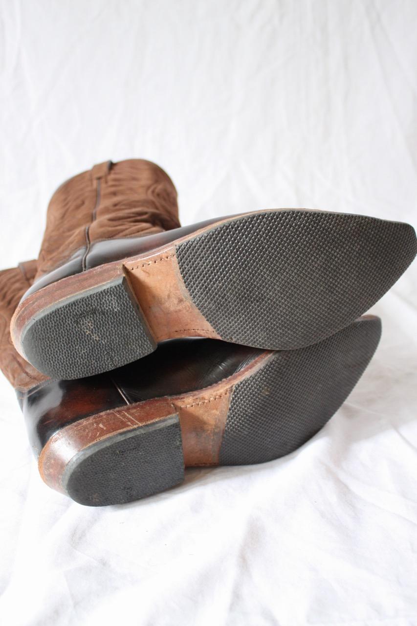 Vintage western boots Buffalo, stl 37-38