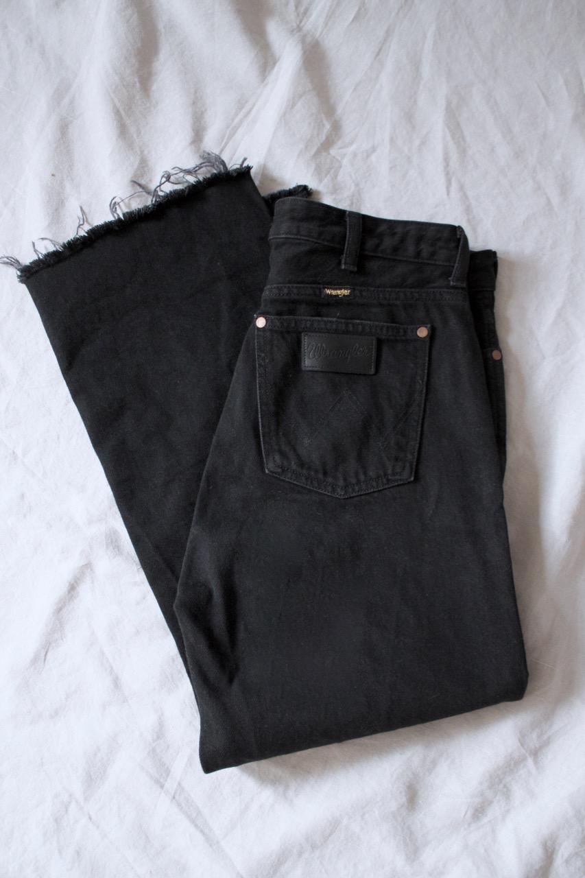 Jeans Wrangler Retro Crop Boyfriend W27/28