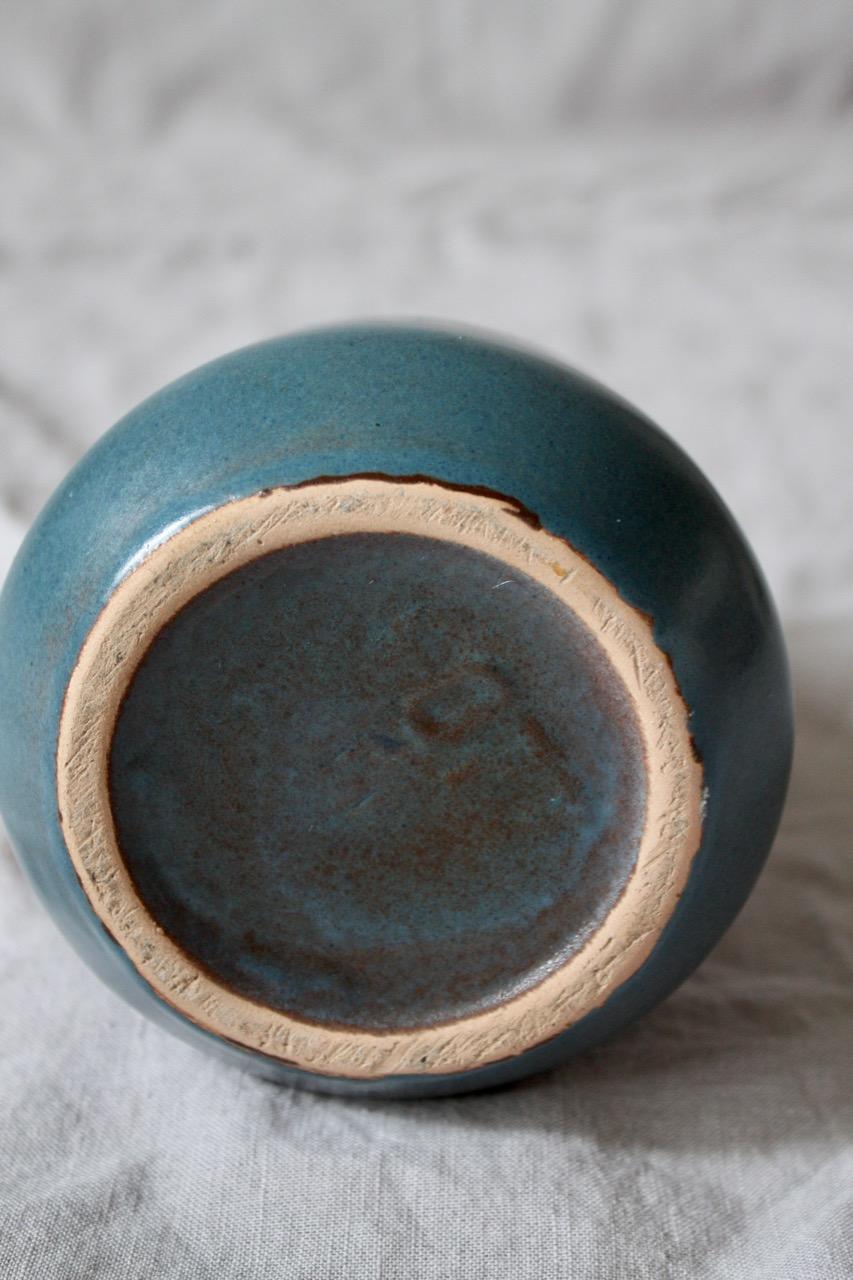 Retro vas i keramik 15 cm