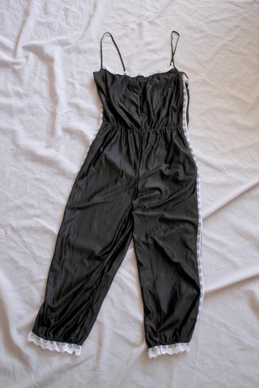 Pyjamas byxdress, stl S