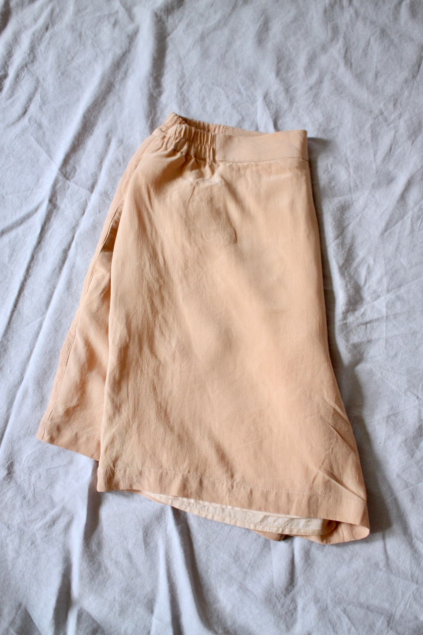 Sidenshorts Nude, stl M