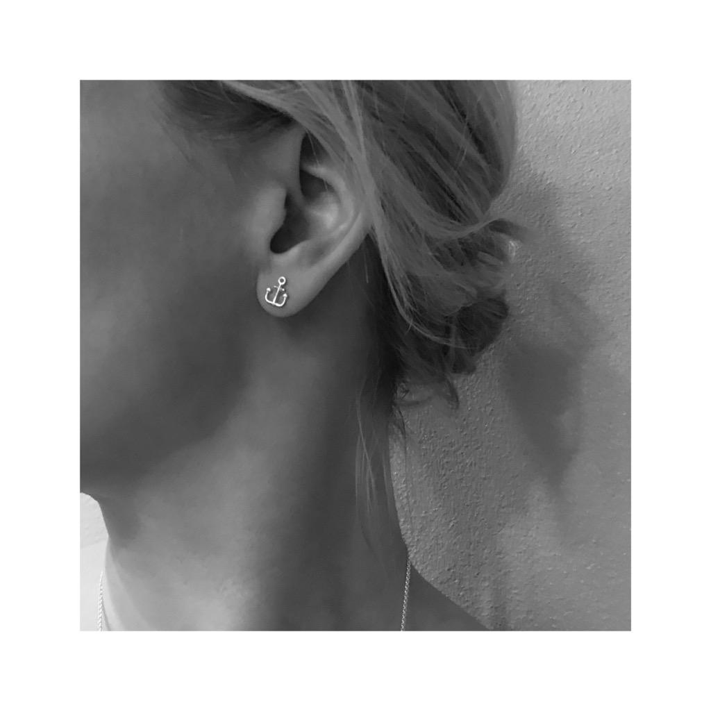 Sailor in Love earrings | korvanapit