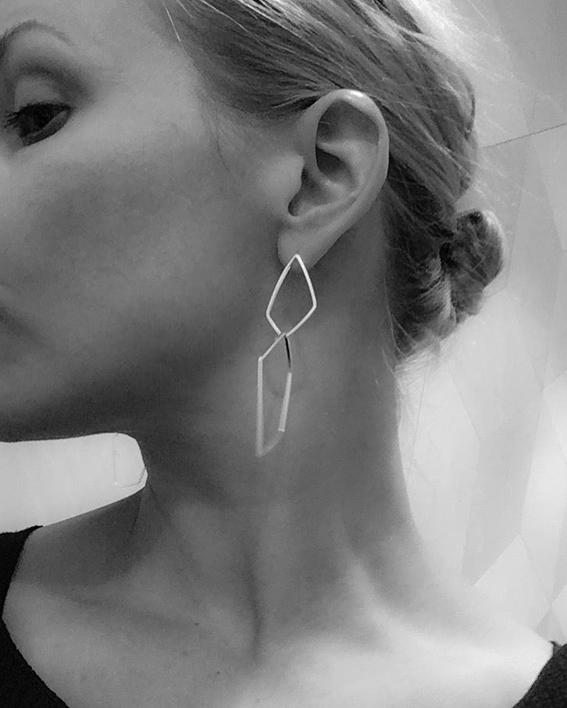 Cubik-korvakorut | Cubik earrings