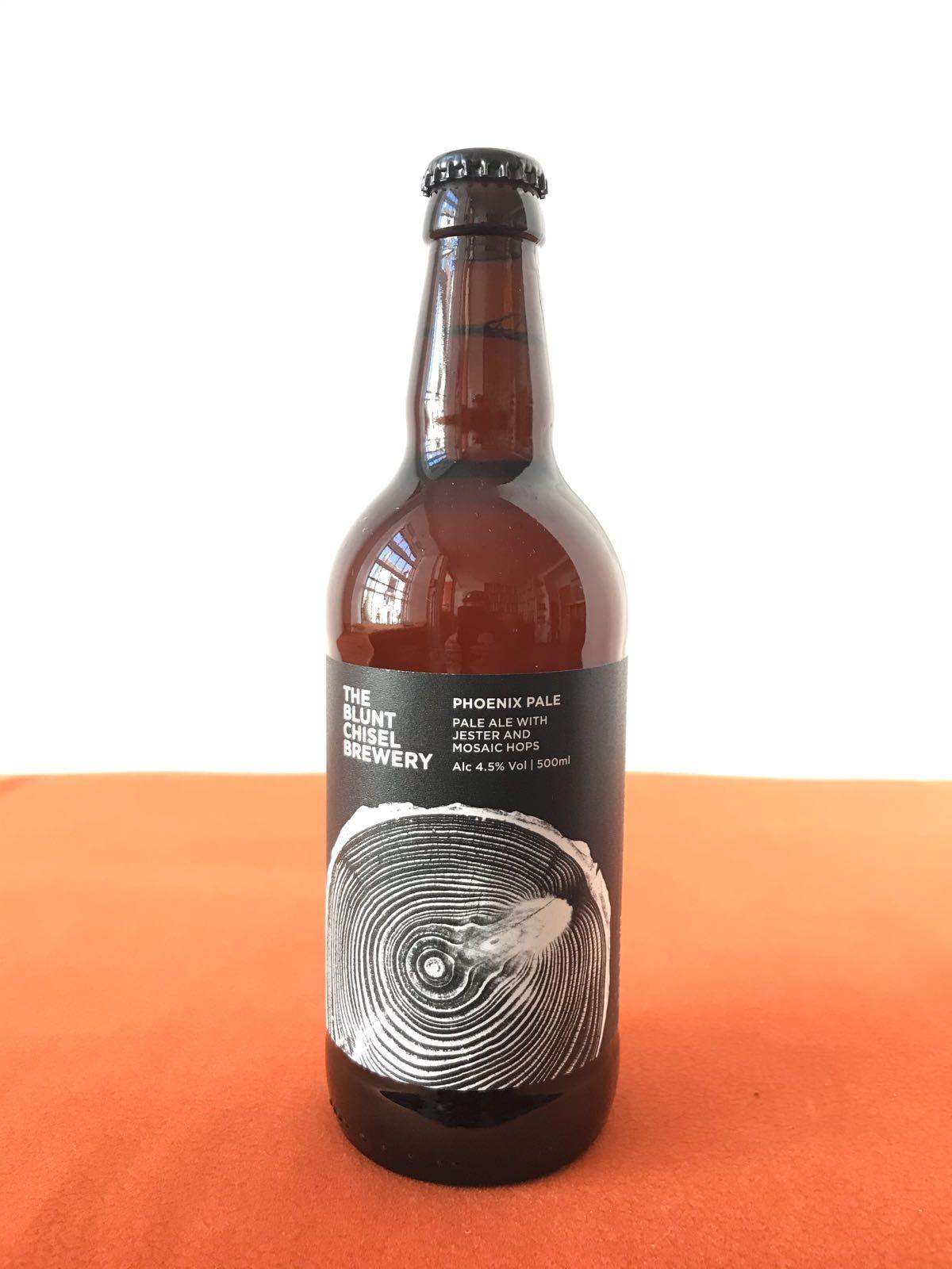 Blunt Chisel Brewery:  Phoenix Pale