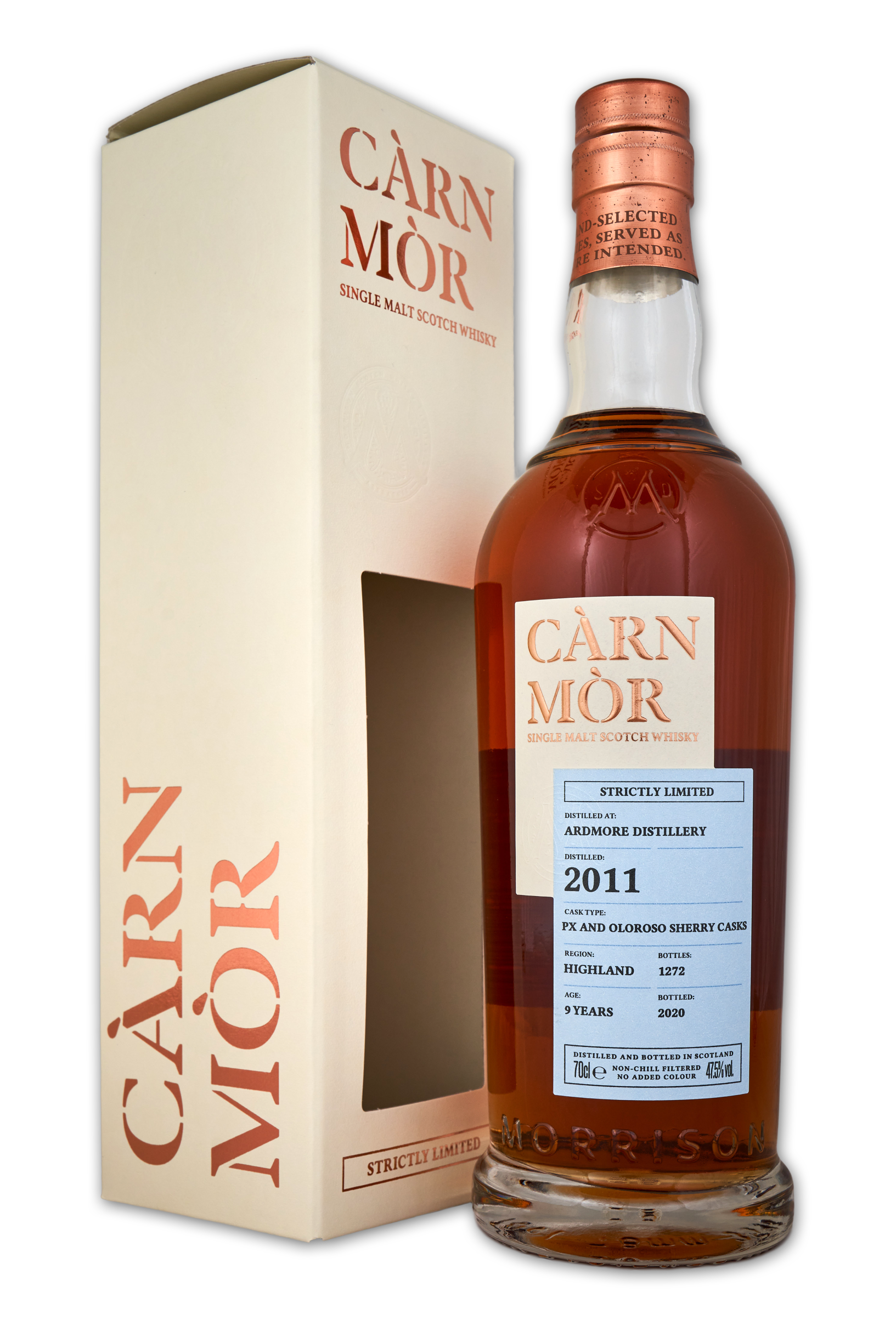 Carn Mor Strictly Limited: Ardmore 2011