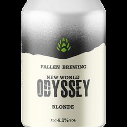 Fallen Brewing: New World Odyssey