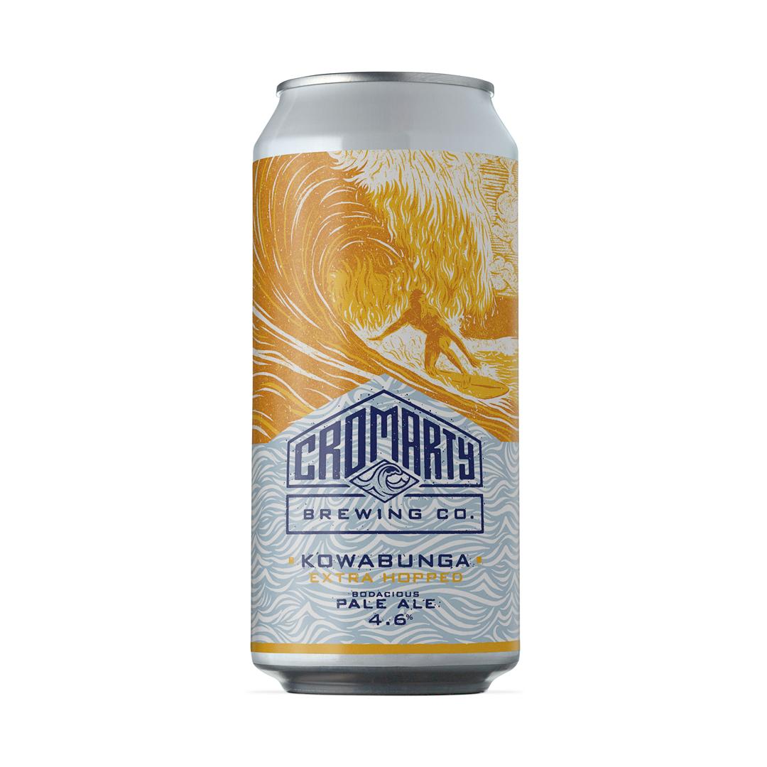 Cromarty Brewing Co: Kowabunga XH