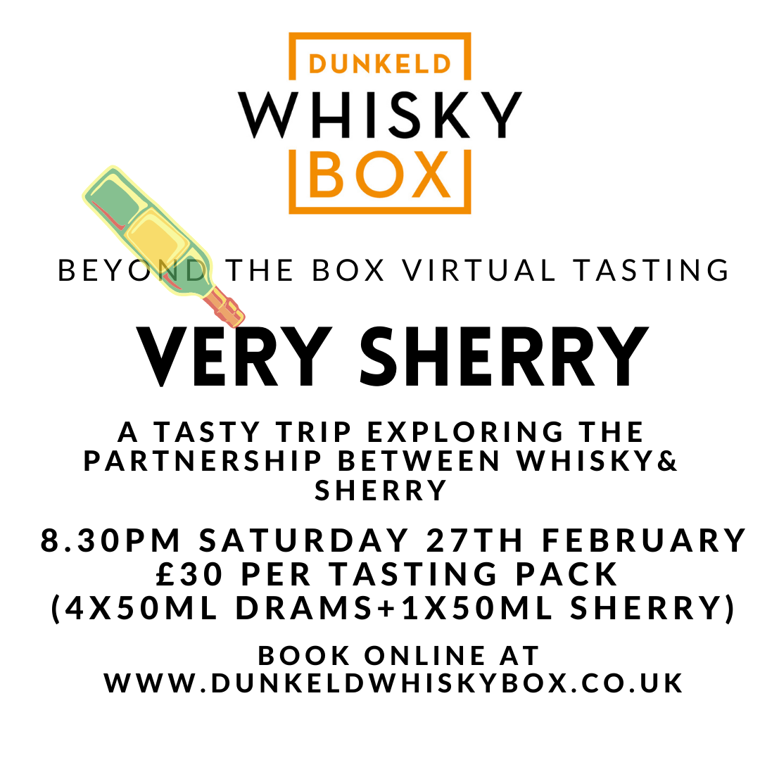 Beyond the Box: Very Sherry