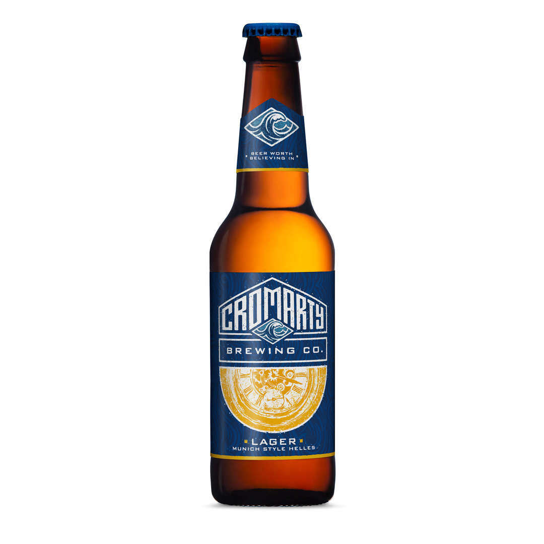 Cromarty Brewing Co: Lager