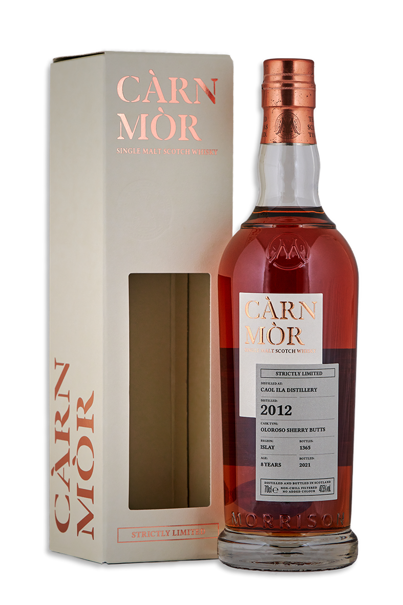 Caol Ila 2012 / Carn Mor Strictly Limited