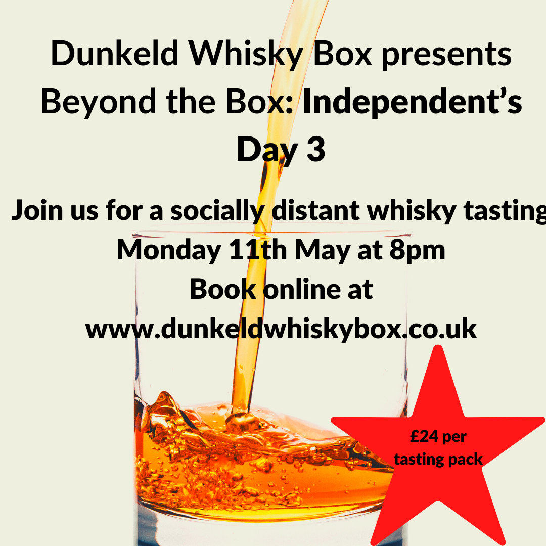 Beyond the Box Tasting: Independent's Day 3 (11th May)