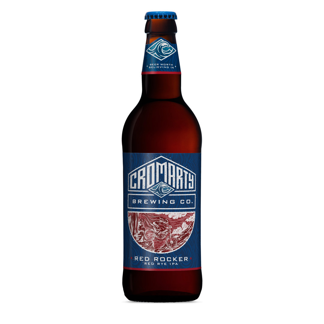 Cromarty Brewing Co: Red Rocker