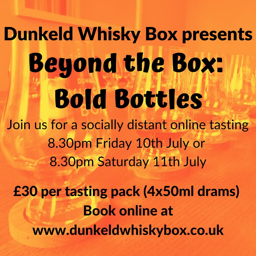 Beyond the Box: Bold Bottles