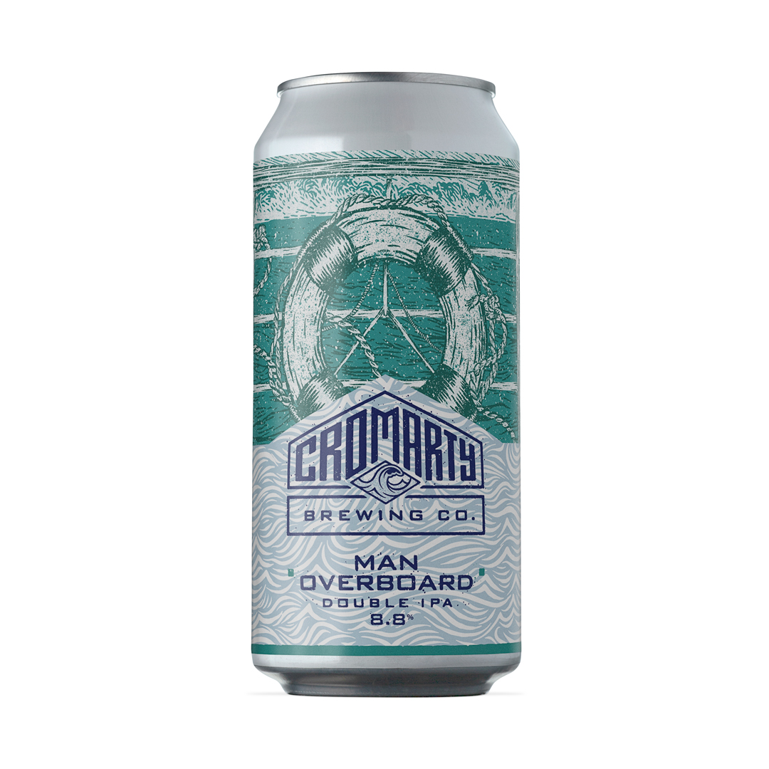 Cromarty Brewing Co: Man Overboard