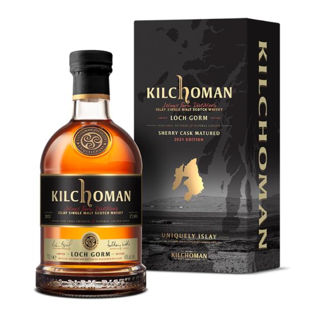 Kilchoman: Loch Gorm 2021 Edition