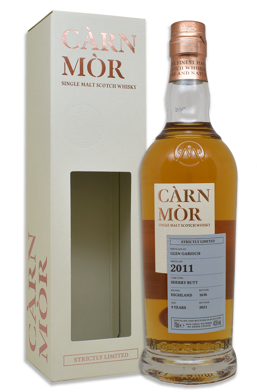 Glen Garioch 2011 / 9 Years Old / Carn Mor Strictly Limited