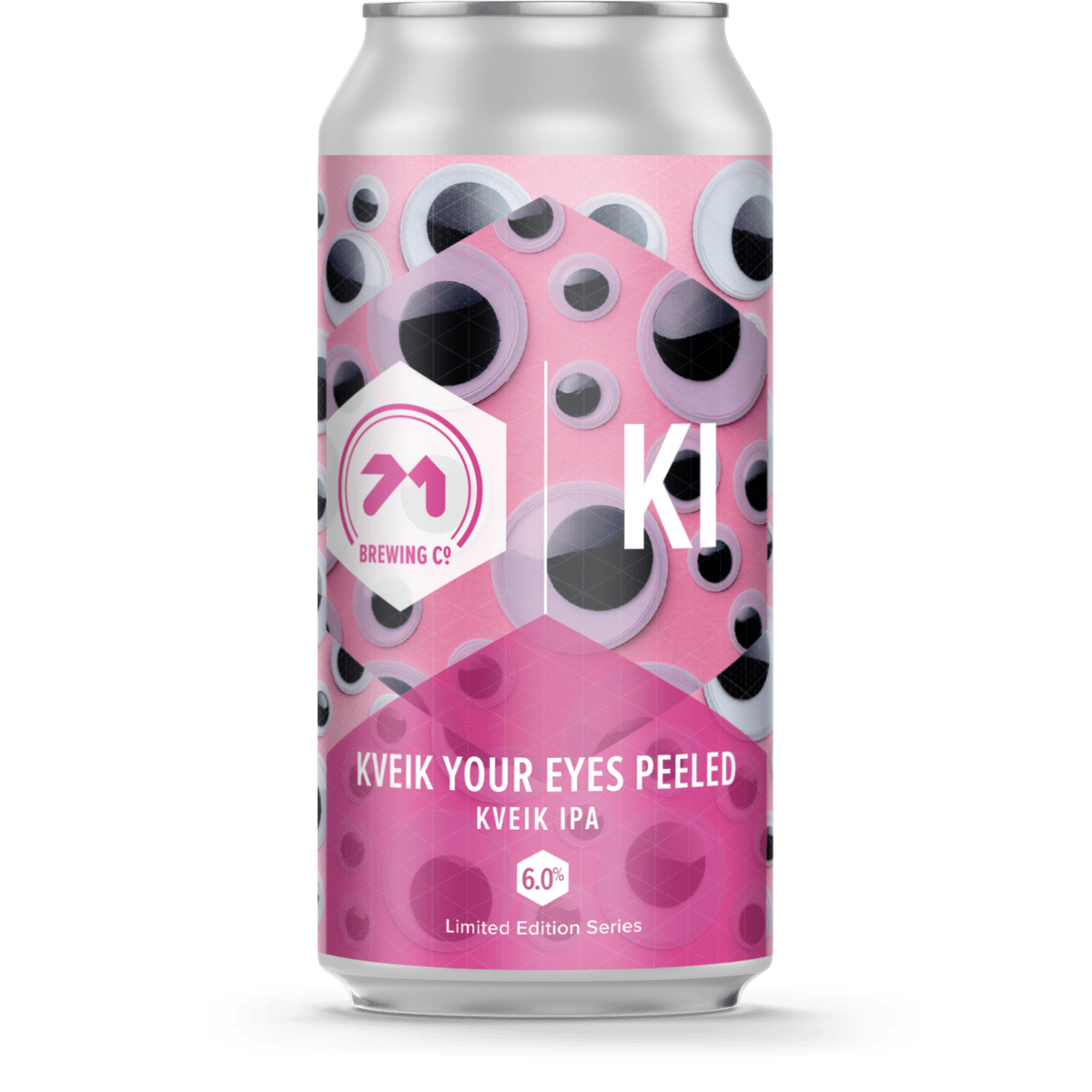 71 Brewing: Kviek Your Eyes Peeled