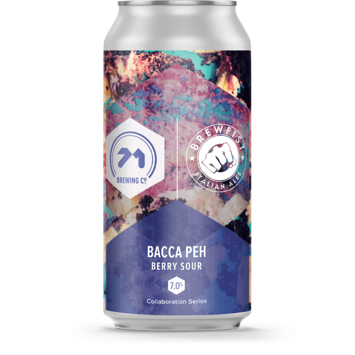71 Brewing: Bacca Peh (W/Brewfist)