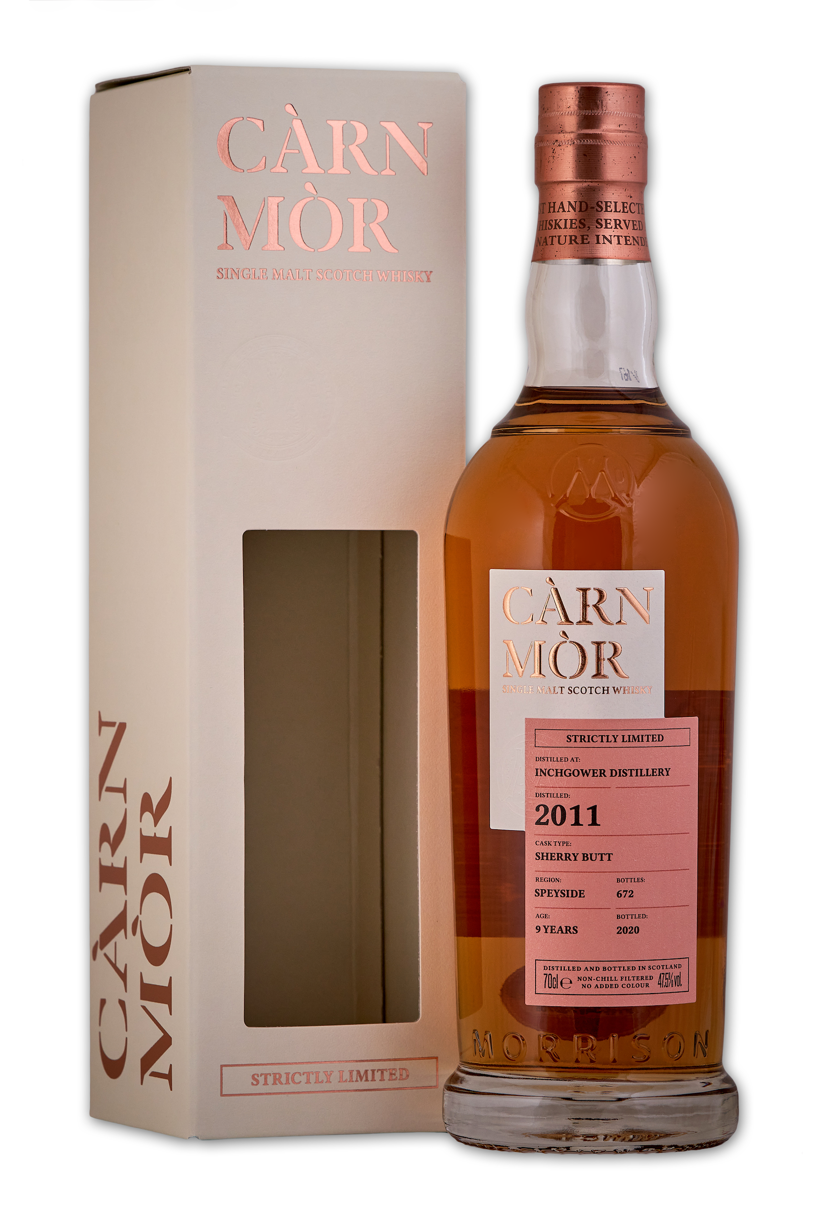 Inchgower 2011 - Carn Mor Strictly Limited