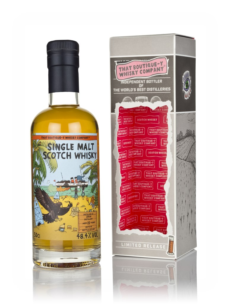 Arran 22 Year Old (Batch 8) / That Boutiquey Whisky Company