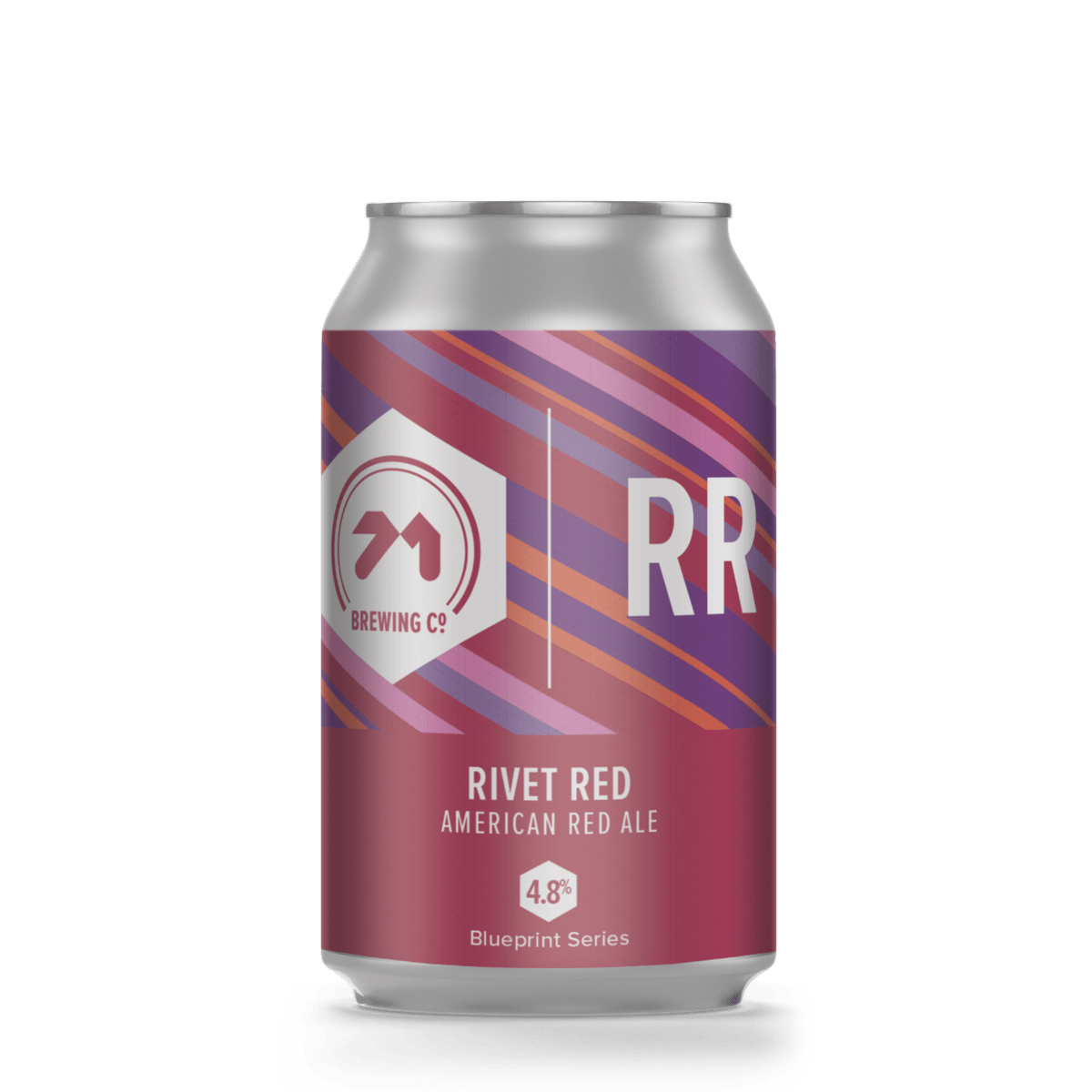 71 Brewing: Rivet Red