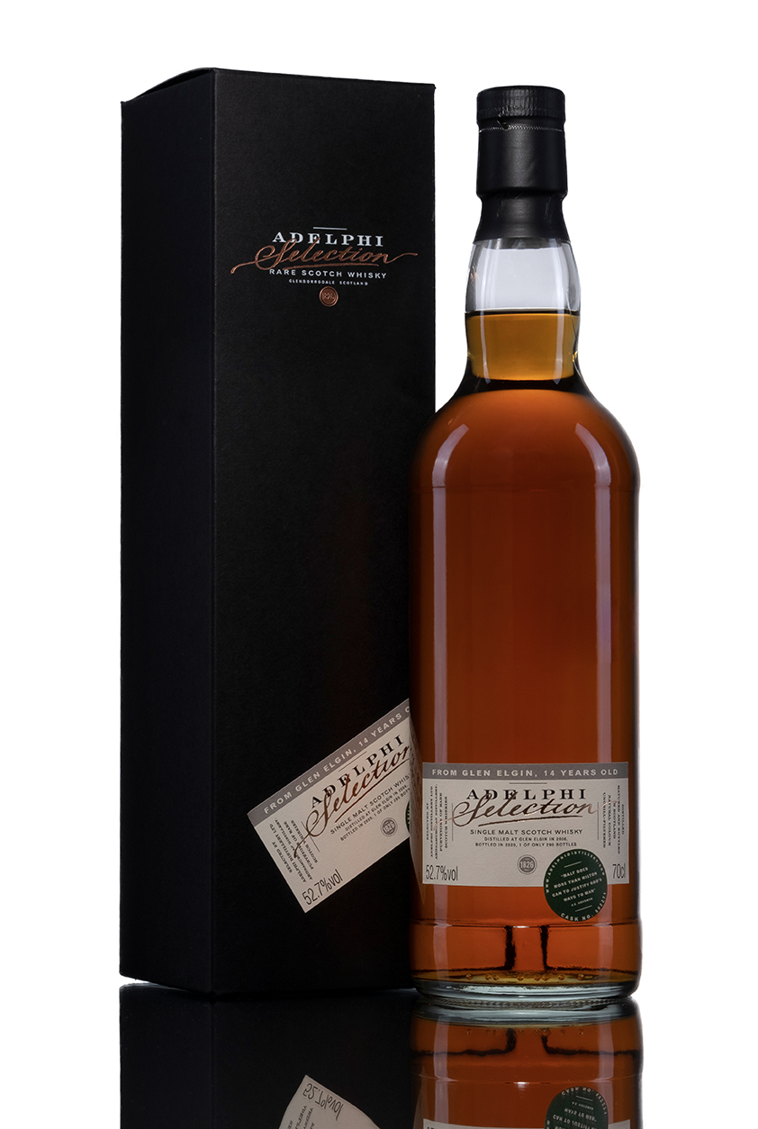 Adelphi: Glen Elgin 14 year old (2006)