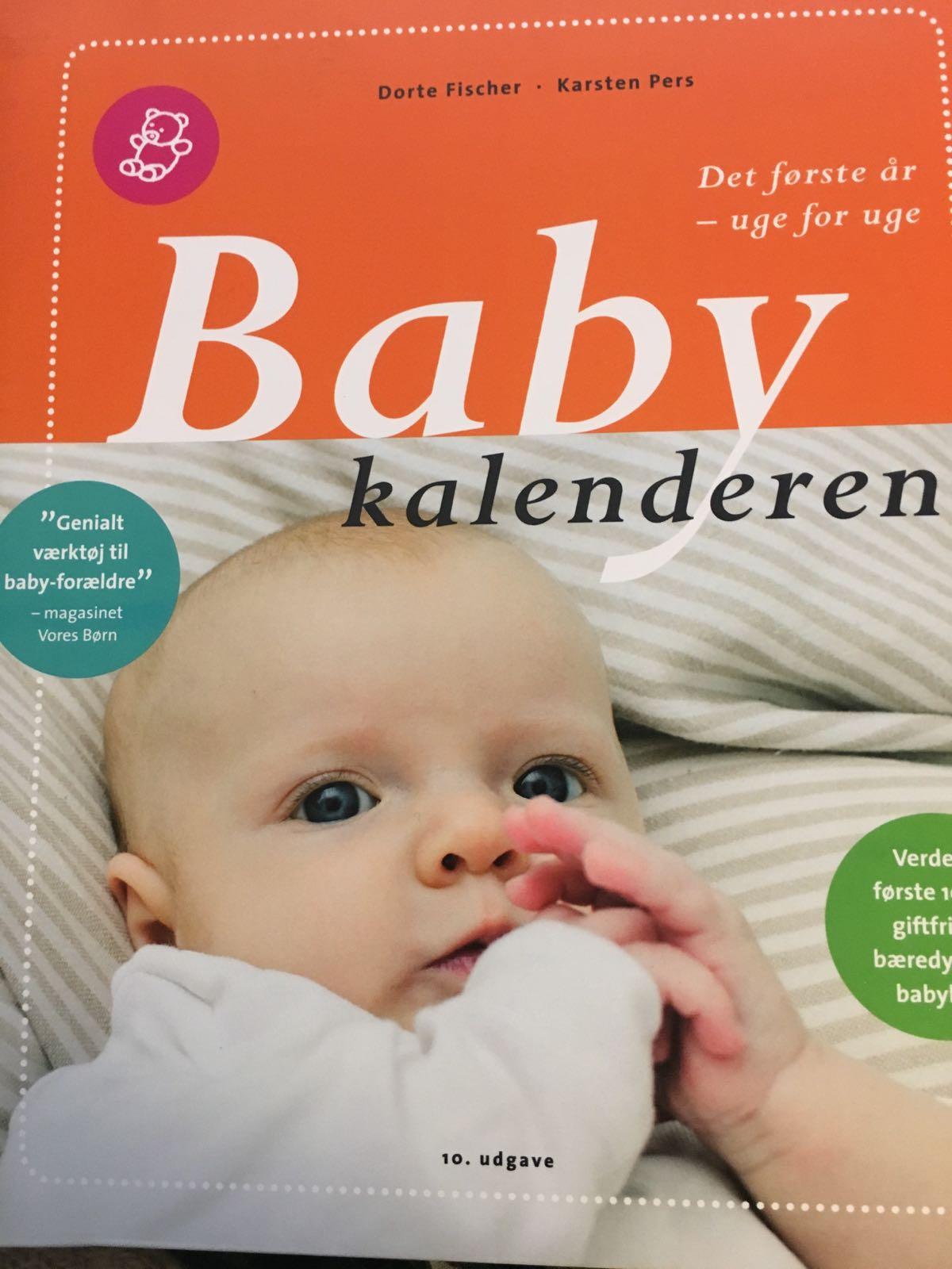 Babykalenderen af Dorte Fischer & Karsten Pers