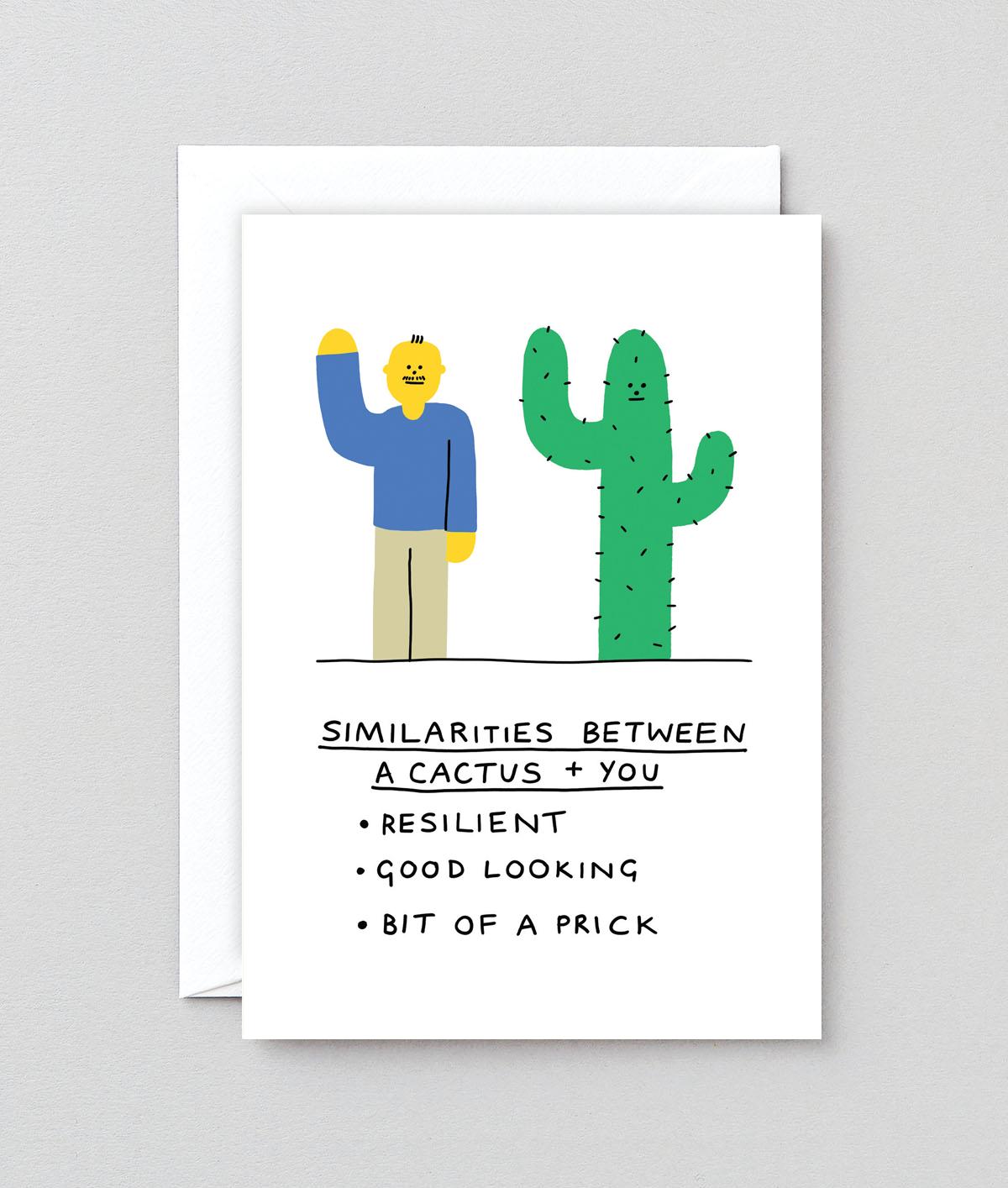 Cactus vs You