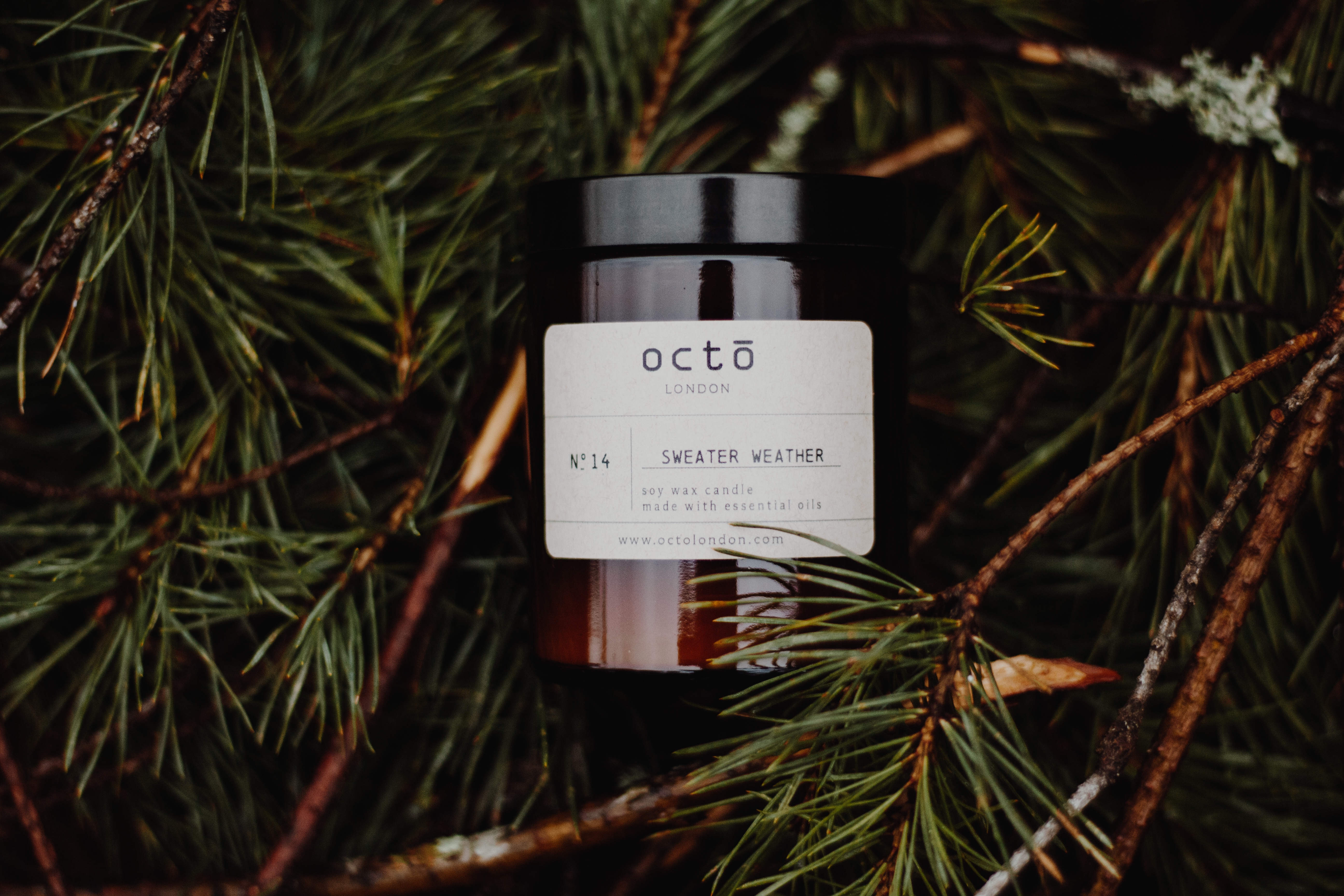 Sweater weather candle 180ml
