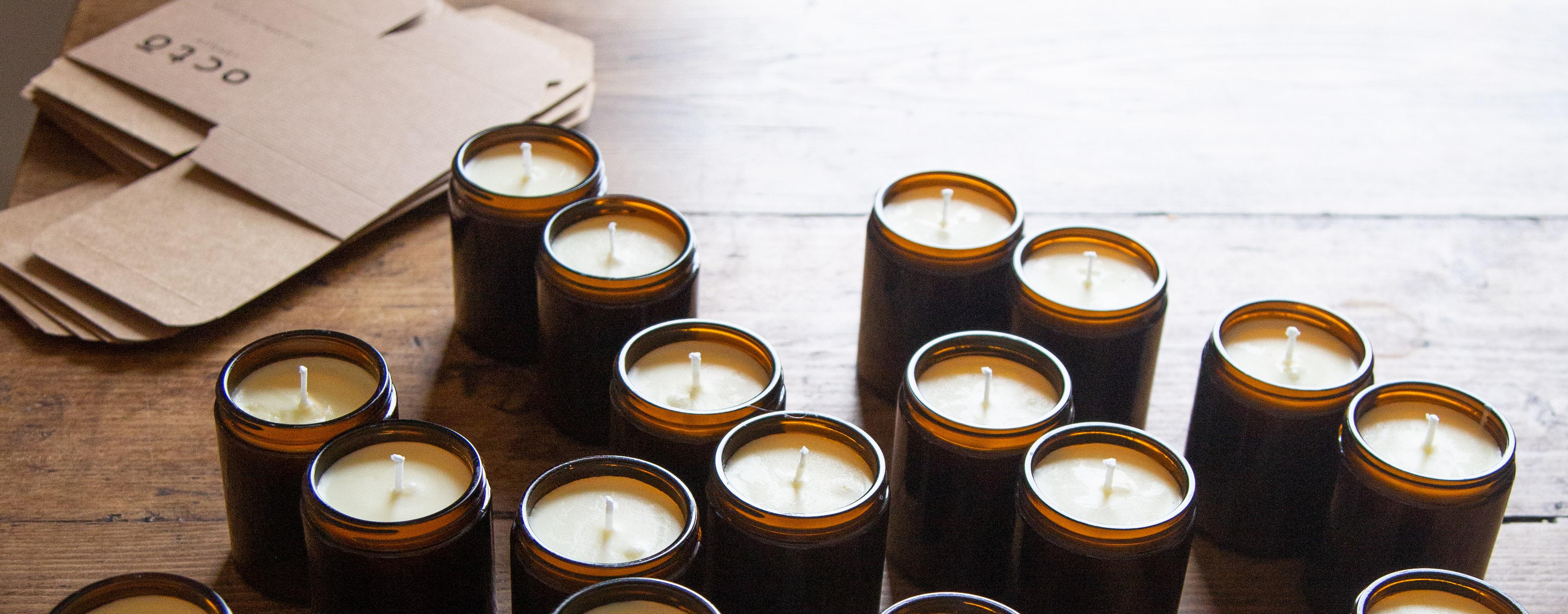 Bergamot candle 180ml