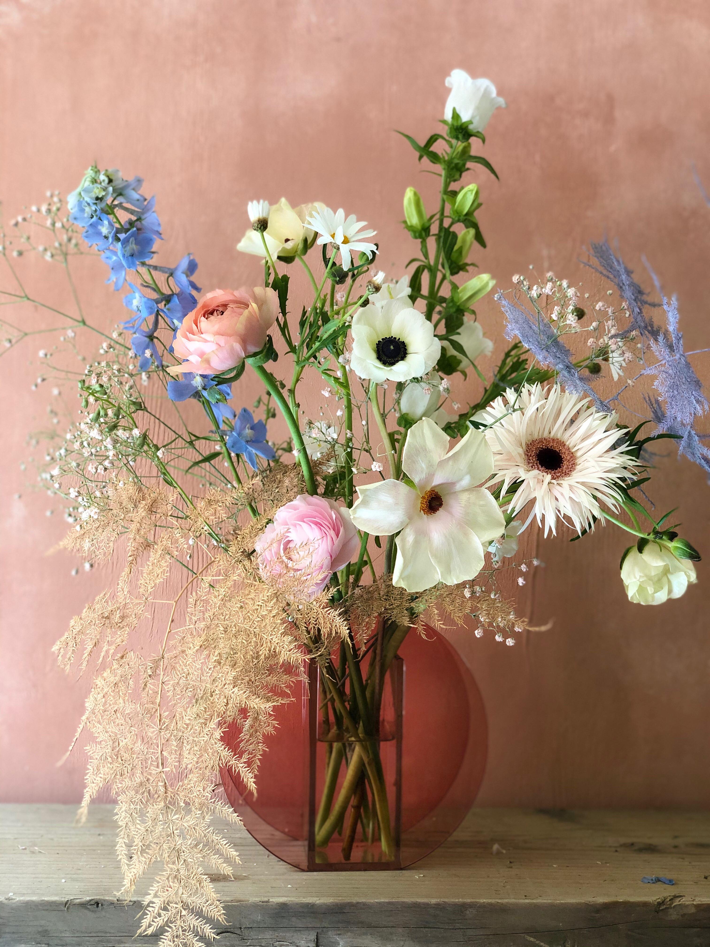 Fresh flower bunch: Petit