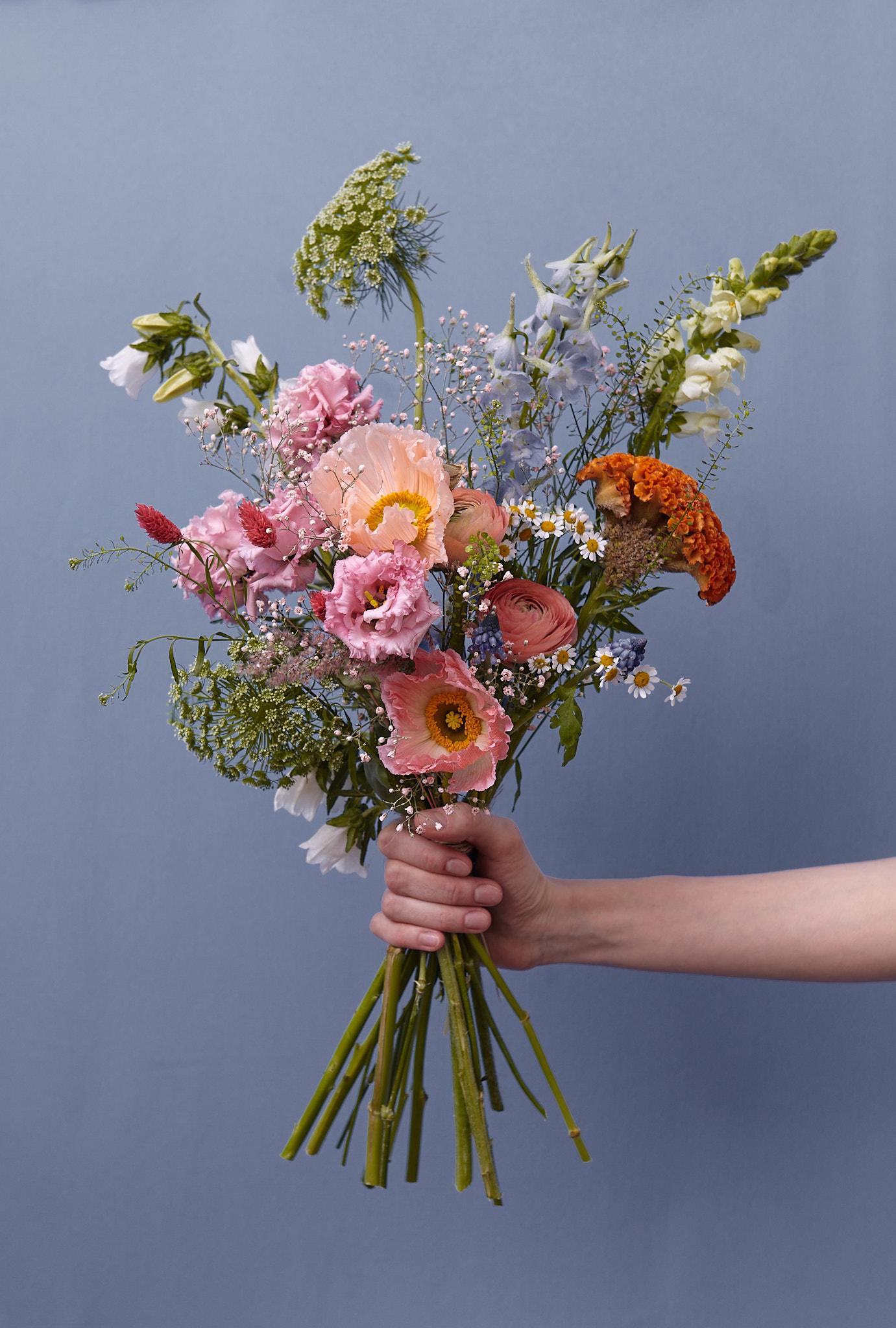 Fresh flower bunch: Small