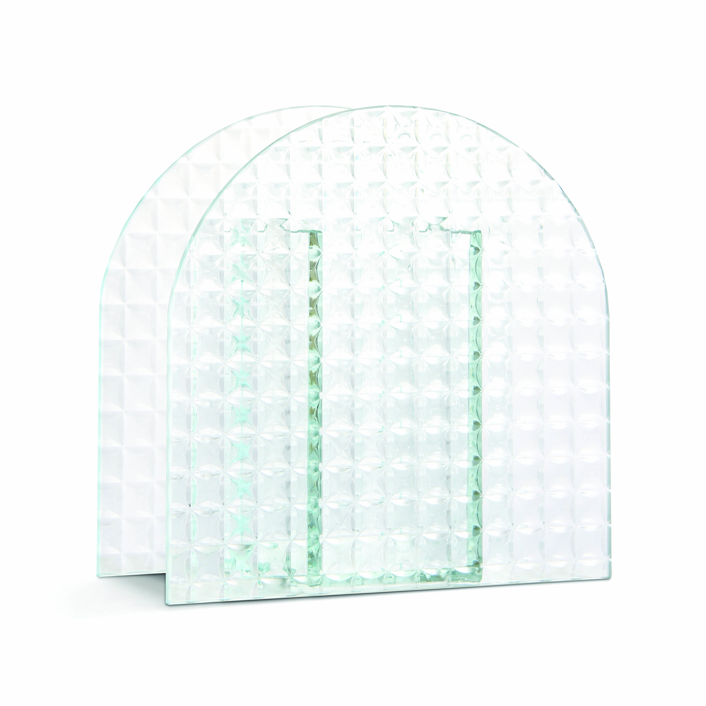 Arch grid vase