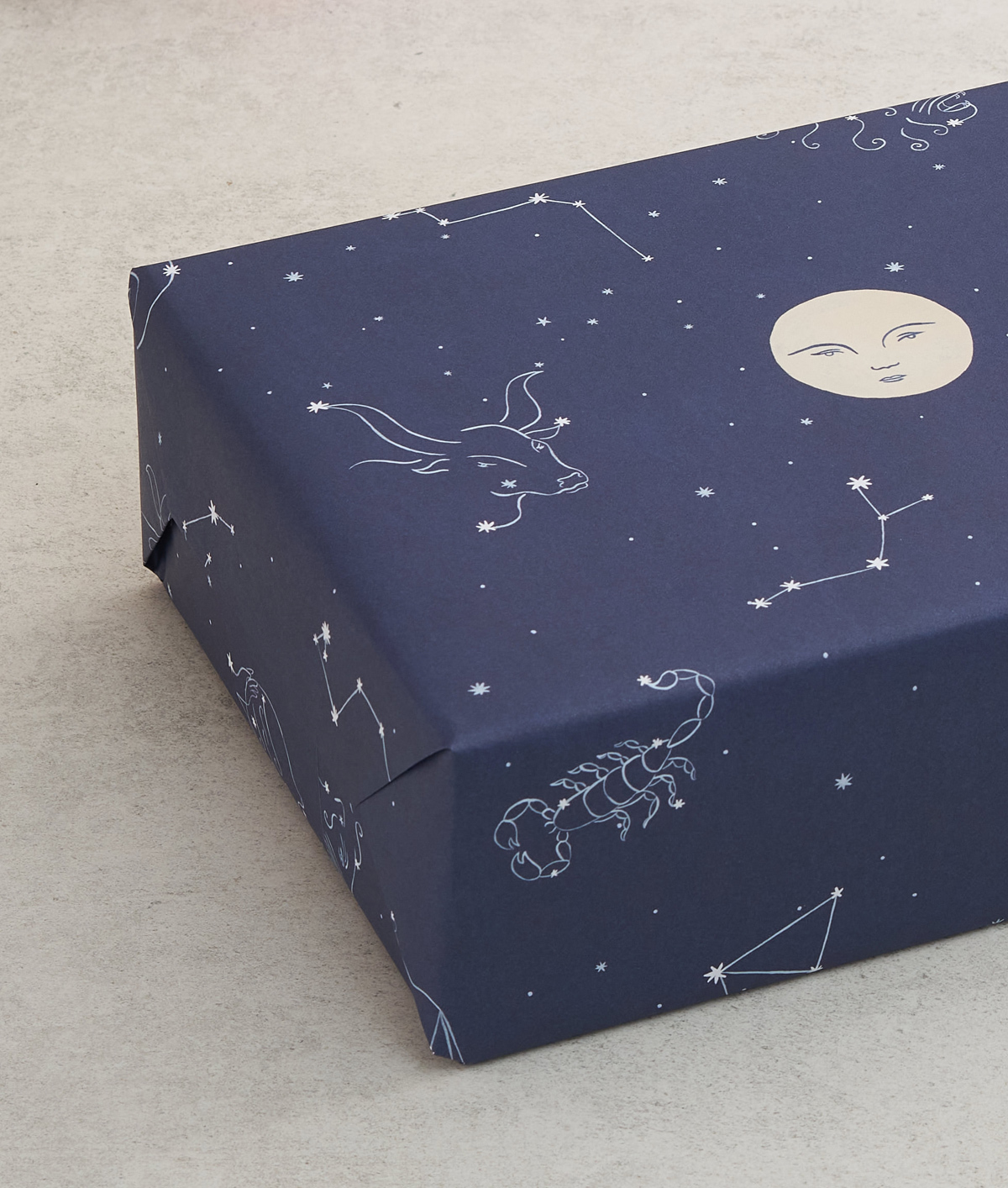 Wrapping paper - Starry Night