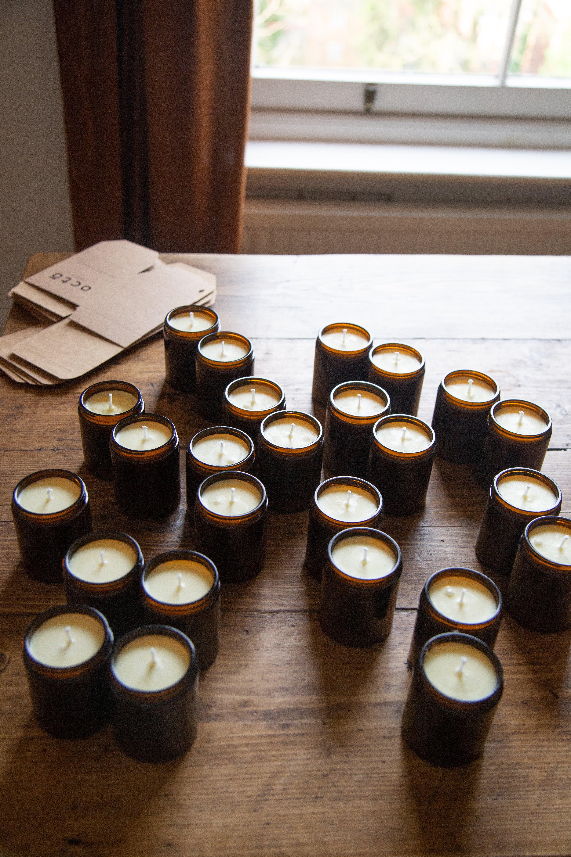Cedarwood & Juniper berry candle 180ml