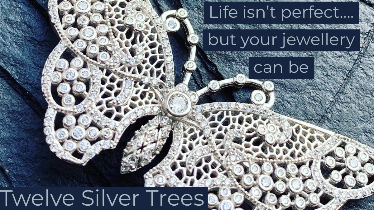 Twelve Silver Trees