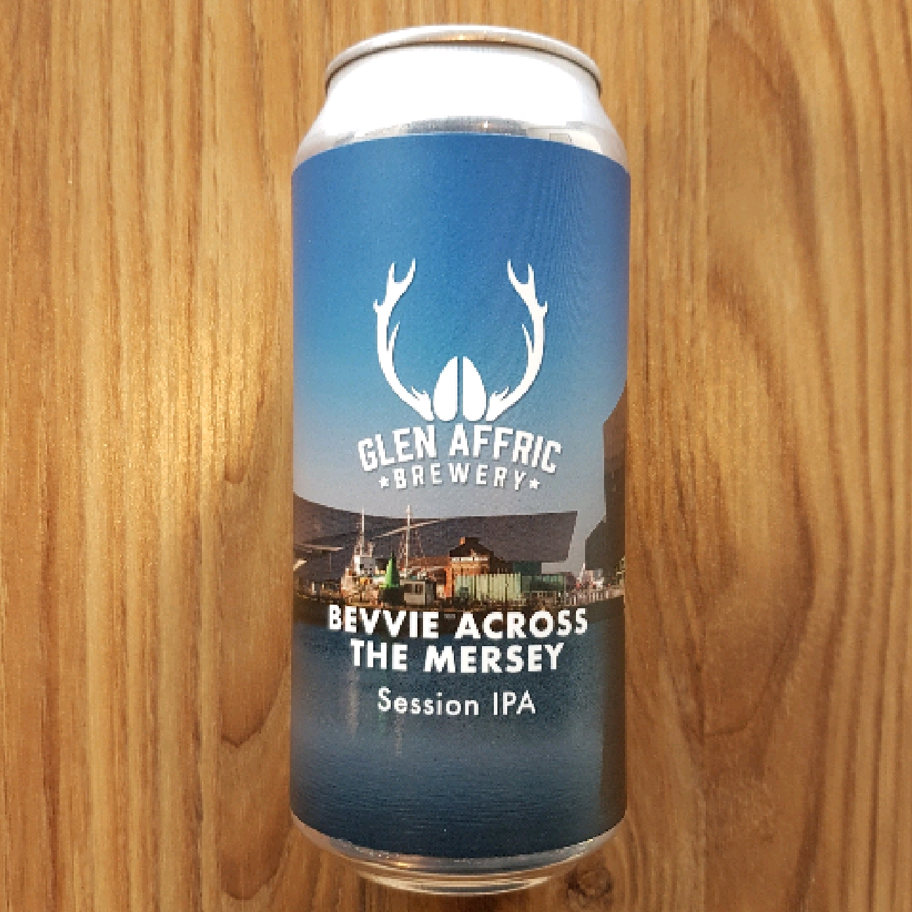 Glen Affric Bevvie Across the Mersey