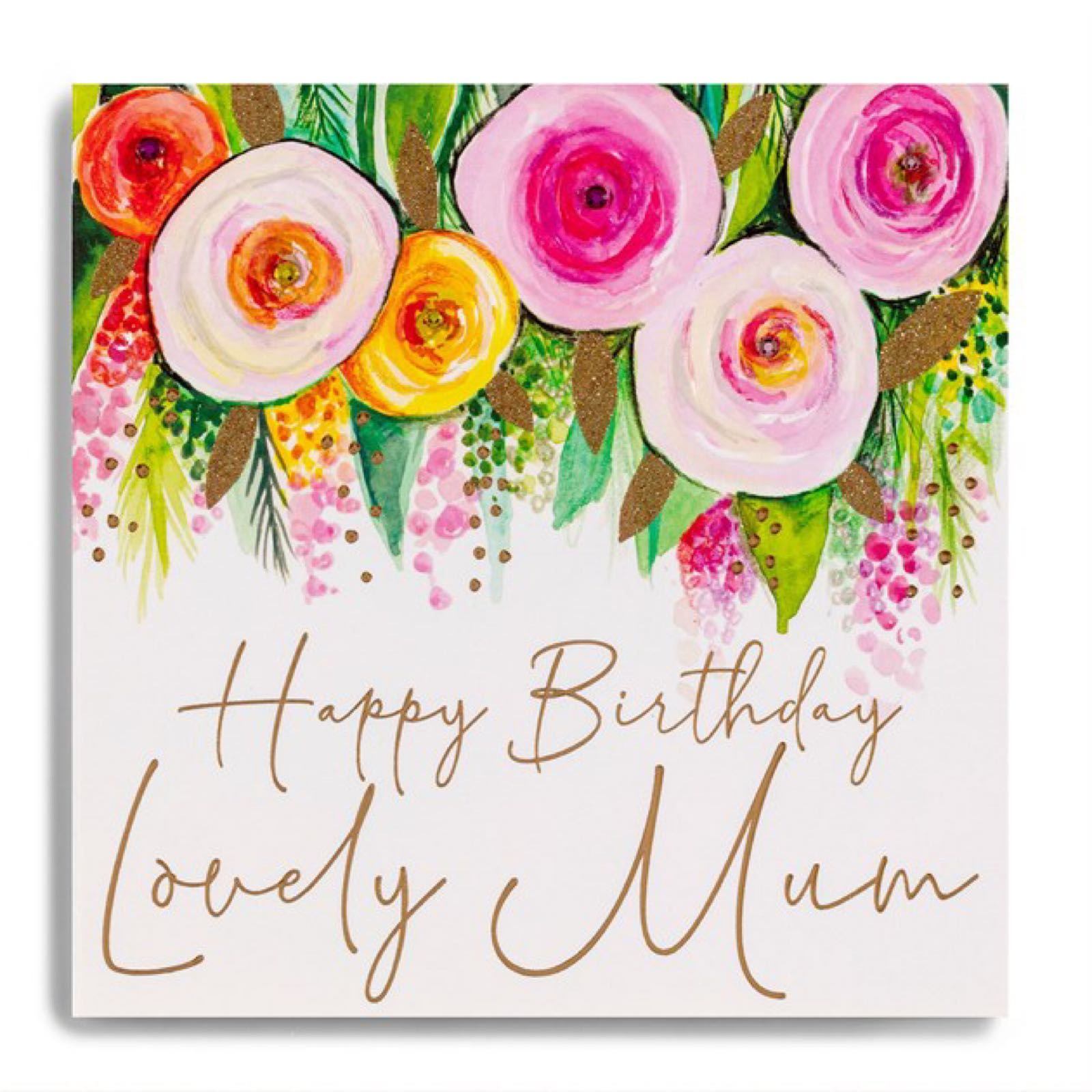Janie Wilson lovely mum card
