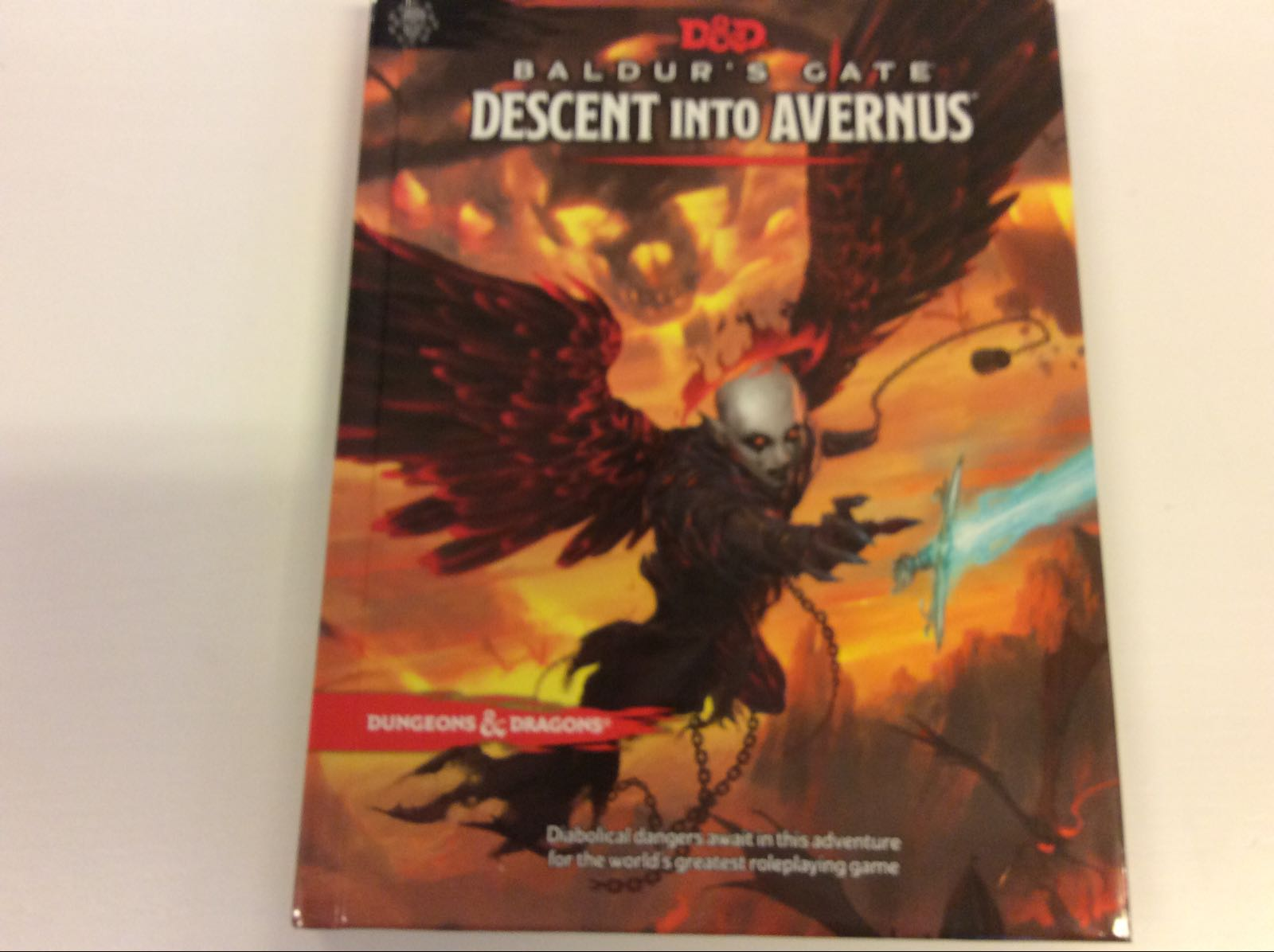 D&D 5e Descent into Avernus