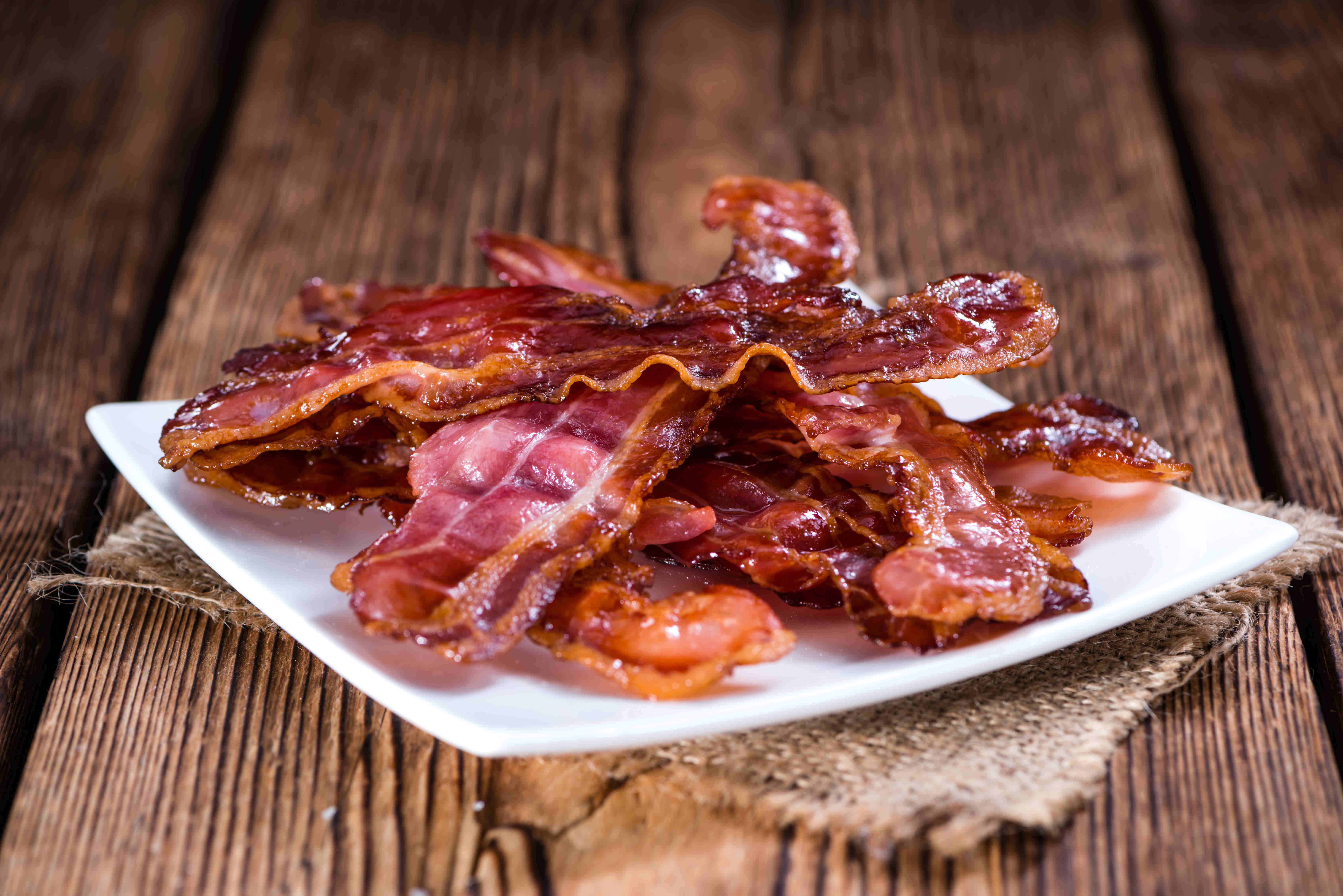 Bogrow Black Back Bacon